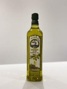 Оливковое масло жмыха