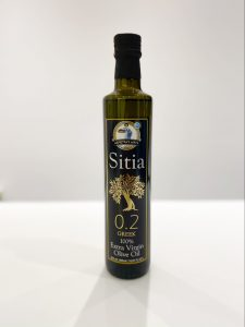 Sitia extra virgin oil 0.5 lt